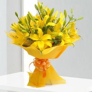 Asiatic Lilies Standard