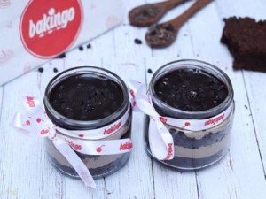 Toothsome Choco Chip Jar Cake