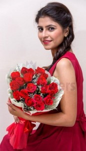 Love of 20 Red Roses