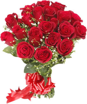 Bunch of twenty red roses with each one to convey your feelings to everyone.500.JPG